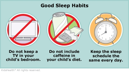 how to build a good sleep hygiene